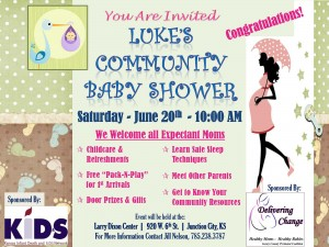 Luke's Community Baby Shower Flyer (3) (3)